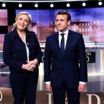 Replika të forta mes Macron dhe Le Pen