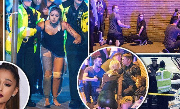 """Sulmi në """"Manchester Arena"""" nga një kamikaz, 22 të vrarë dhe 59 të plagosur"""