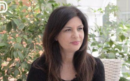 Rrëfehet Jozefina Topalli: Marrëdhënia me Sali Berishën. Ja kush më kritikon në familje (Video)