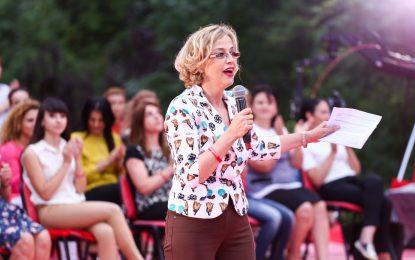 Brunilda Paskali:LSI, forcë e parë në Korçë, koha t'i japim shans të gjithëve