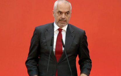 Edi Rama: LSI do që të dalë forcë e parë. Ne në PS na duhen 71 vota në Kuvend