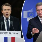 """""""Shuhen shpresat""""? Shefat e eurozonës kundërshtojnë thirrjet e Macron për…"""