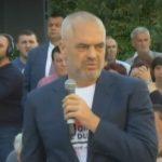 Rama synon 18 mandate në Tiranë, thumbon Bashën: Na shijon më shumë kur iu mundim përballë