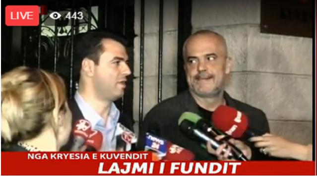Pazari i fshehtë / Basha sposton Berishën dhe Rama fut brrylin Metës