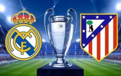 Po luhet gjysmëfinalja e parë Real-Atletico në Champions