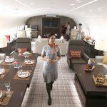 Brenda aeroplanit privat më të madh në botë, ja sa ka kushtuar (FOTO)
