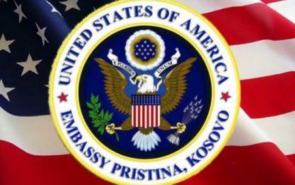 Dialogu me Serbinë, ambasada Amerikane i përgjigjet Haradinajt