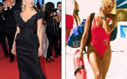 Ndryshimi drastik i Pamela Anderson