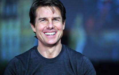 Tom Cruise flet rrallë për vajzën