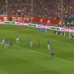VIDEO/ Barcelona, Messi shënon golin e vitit