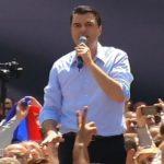 VIDEO- Basha në Çadrën e Lirisë, falenderon protestuesit: Marshojmë drejt fitores