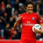 Edinson Cavani zgjidhet lojtari i sezonit në Francë