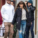 Justin Timberlake dhe Jessica Biel, sherr në mes të rrugës