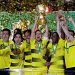 VIDEO/ Dortmundi fiton Kupën e Gjermanisë, mposht Eintracht Frankfurtin