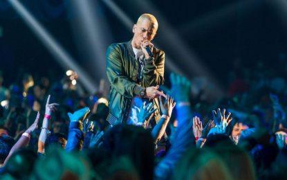 Eminem padit Partinë qeverisëse të Zelandës së Re