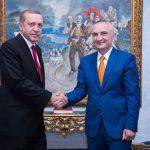Erdogan uron Ilir Metën, e fton për vizitë në Turqi