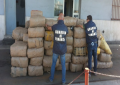 Raporti/ Policia Italiane: Në Mars bllokuam 7.8 ton kanabis nga Shqipëria
