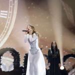 Eurovisioni, ja veshja e Lindita Halimit për natën e parë (VIDEO)