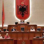 Ilir Meta në fjalimin e fundit si kryetar parlamenti