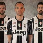 FOTO  Andres Iniesta tek Juventus  shiko superformacionin