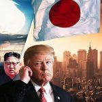 Lufta e 3 Botërore/SHBA, Koreja dhe Japonia nën lundrime RADIOAKTIVE