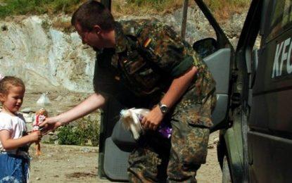 Zvogëlohet kontigjenti i ushtarëve gjermanë në Kosovë