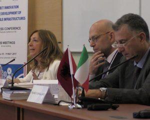 Kompani dhe specialistë italianë të inxhinierisë dhe arkitekturës mësyjnë Tiranën