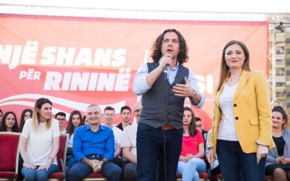Laert Vasili: LSI, lëvizja e duhur për vendin, ku të rinjtë dëshirojnë të aspirojnë