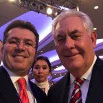 """Fatmir Mediu ose """"njeriu amerikan në opozitë"""" po ysht Bashën në zgjedhje"""