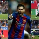 5 lojtarët më të mirë të sezonit në La Liga. Zhgënjehet Ronaldo dhe Reali!