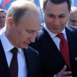 """""""Sunday Times"""": Rusia ultimatum Maqedonisë, bëhuni me ne ndryshe do hakmerremi?"""