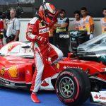Formual 1/ Raikkonen 'pole position' në Montecarlo