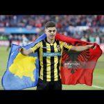 FOTO/ Milot Rashica bën krenar gjithë shqiptarët në Evropë me këtë foto