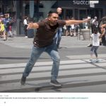 """Pamjet e arrestimit të drejtuesit të makinës që trembi """"Times Square"""""""