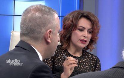 Sherri i plotë mes Skënder Gjinushit dhe Ervin Salianjit (VIDEO)