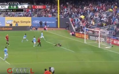 David Villa mahnit SHBA-në (Video)