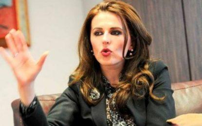 Ambasadorja e Kosovës Vlora Çitaku sulmohet me vezë në SHBA