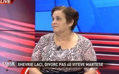 Rrëfen 62-vjeçarja pas divorcit: Si më kërcënonte burri me sëpatë në 40 vite martesë
