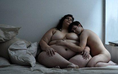 """""""Kimi e ndaluar"""", njerëzit mbipeshë meritojnë dashuri (Album erotik/Foto+18)"""