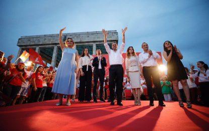 LSI dhe Ilir Meta me 15 qershor miting të madh në Tiranë