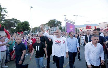 Rama: Jazëk vlonjatëve nëse nuk më votoni! Jam Ismail Qemali i dytë