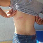 """Denoncimi/ """"Shihni se si anëtari i PS-së dhunoi të riun e LSI-së"""" (Foto)"""