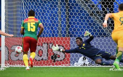 Kupa e Konfederatave / Kameruni dhe Australia marrin pikën e parë në grup