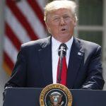 Presidenti Trump njofton tërheqjen e SHBA nga Marrëveshja e Parisit