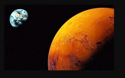 Dëshiroj të vdes në Mars