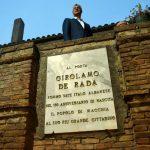 Thaçi vizitoi shtëpinë e Jeronim De Radës në Kalabri