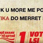 Kandidati Ralf Gjoni: Një arsye pse të rinjtë duhet të votojnë LSI