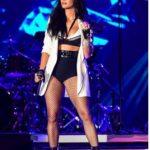 Nicole Scherzinger, provokuese dhe seksi në koncert