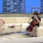 Olkin Ndrenika, një pasion i madh sa violonçeli! (VIDEO)