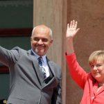 Angela Merkel uron Edi Ramën për fitoren: Takohemi për pak ditë